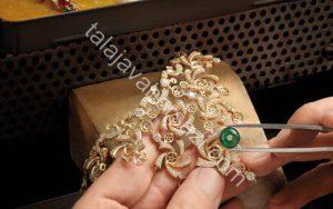 آموزشگاه طلا و جواهر سازی