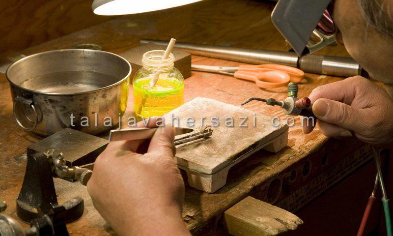 طلاسازی تهران